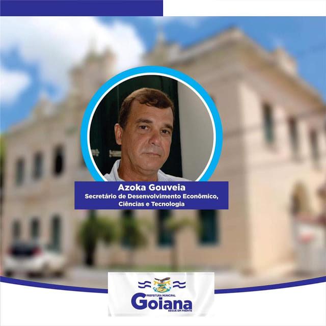 Prefeito Eduardo Honório anuncia novo secretário de Desenvolvimento Econômico, Ciências e Tecnologia