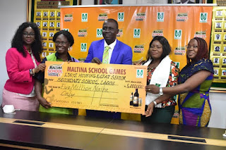 Lagos Students Emerge Winners at Maltina School Games Competition