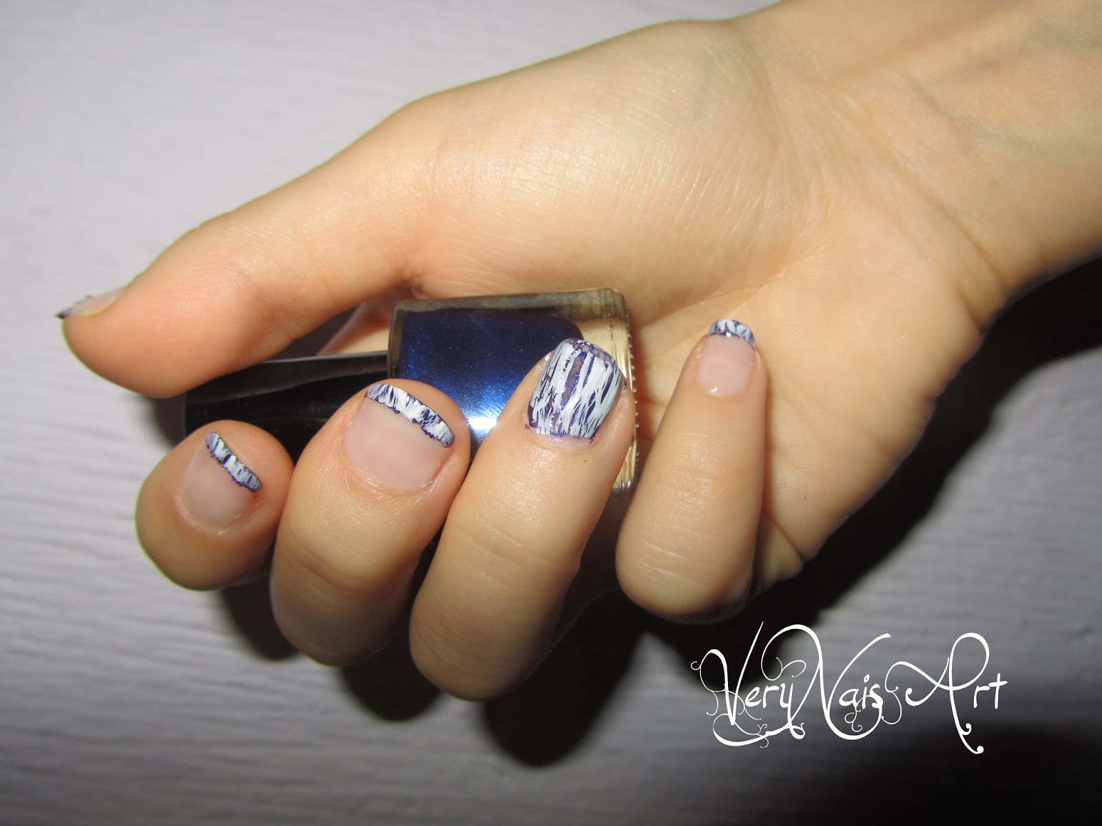 Uñas crackle