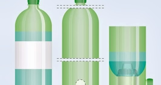 Do It Yourself NOW!: Recycling : Plastic Bottle Water Filter