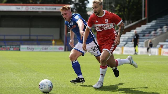 Nhận định Middlesbrough vs Rochadale, 1h45 ngày 29/8/2018