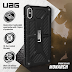 UAG IPHONE Xs MAX MONARCH CARBON FIBER CASE - Hitam
