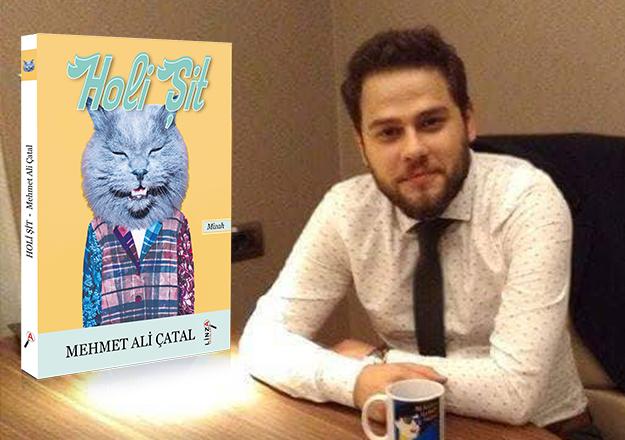 Mehmet Ali Çatal'ın Yeni Kitabı Holi Şit Çıktı
