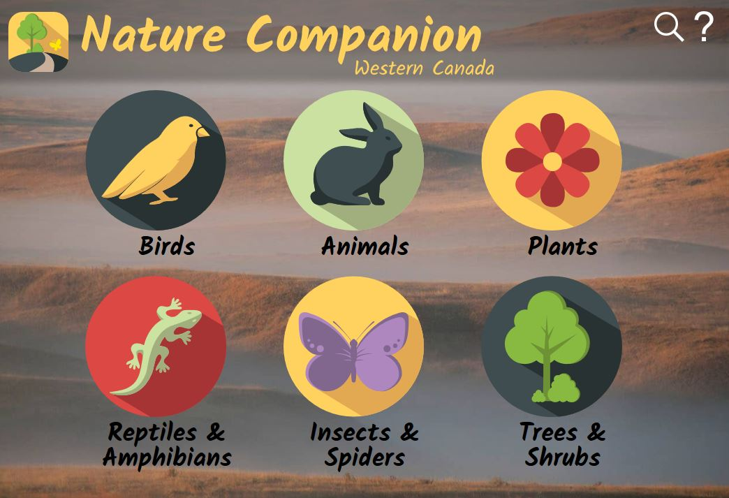 EcoFriendly Sask: Introducing Nature Companion: An Entry-Level Nature App for Canada's Four Western Provinces
