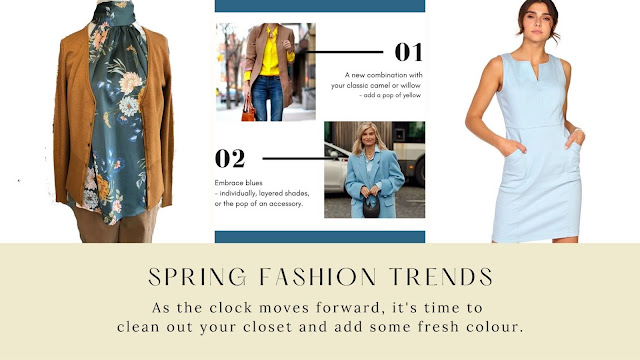 colour combinations for spring