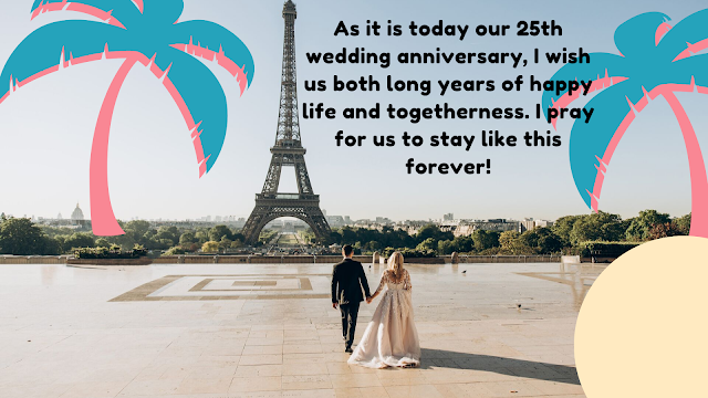 25th anniversary quotes for wife