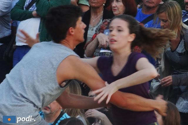 Dança al parc de la Ciutadella - Mercè 2015