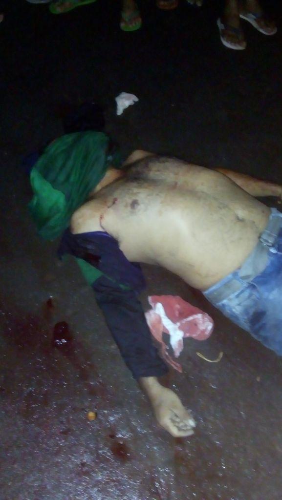 TENSÃO - Vítima morre em meio a tiroteio durante tentativa de assalto em comércio de Caxias