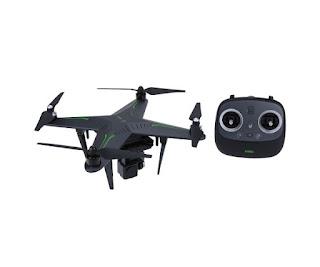 Review Drone Xiro Xplorer 4K Penantang Drone Xiaomi Mi Drone 4K
