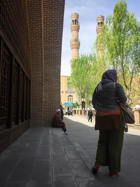 Bazarul din Tabriz, Iran