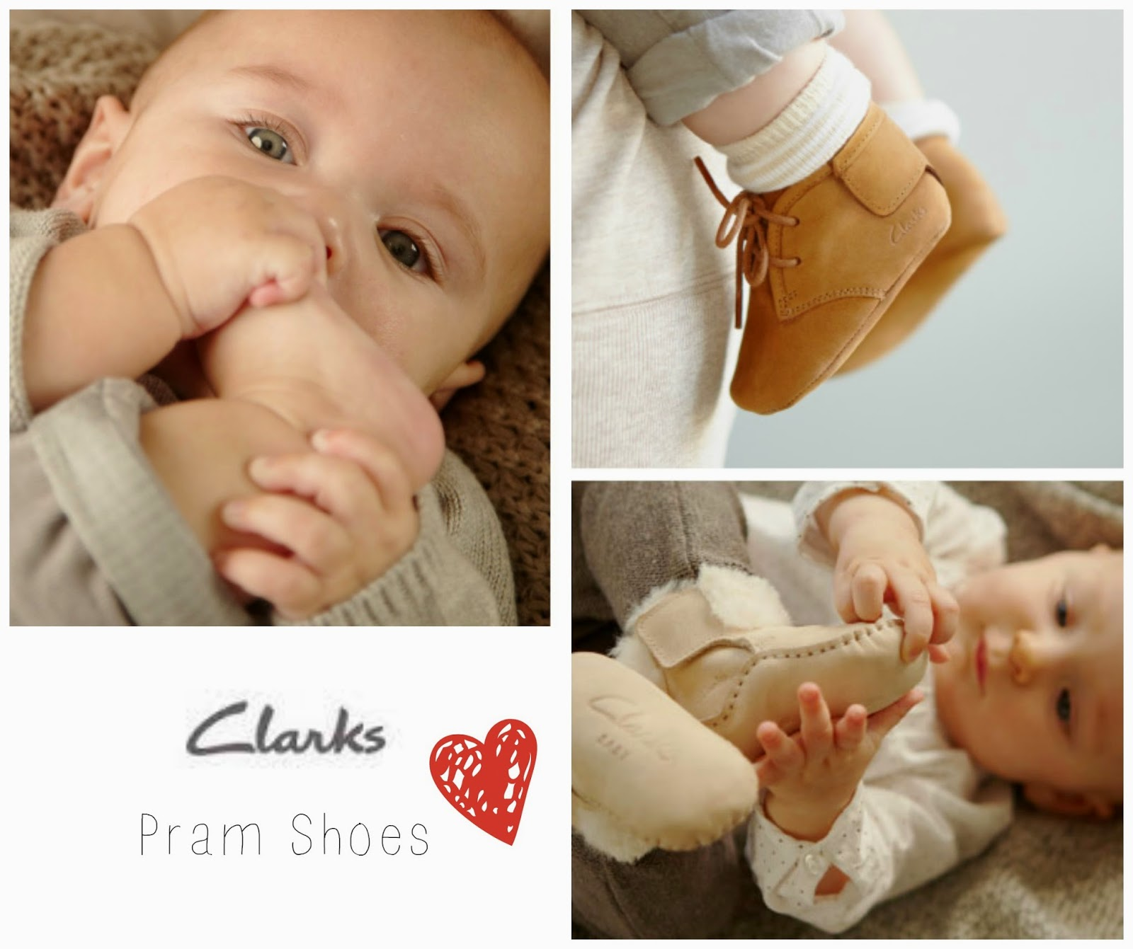113969922f2aa7 First baby pram shoes from Clarks - and my pick of the rest!