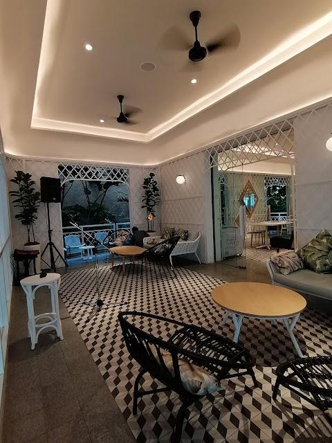 Hot Roast Dinner Di The Prestige Hotel Penang