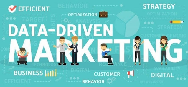 data driven accurate analytics digital marketing business branding