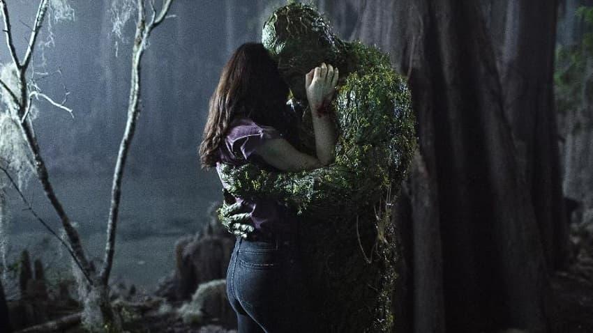 Болотная тварь, Swamp Thing, Рецензия, Обзор, почему закрыли сериал после первого сезона и первого эпизода