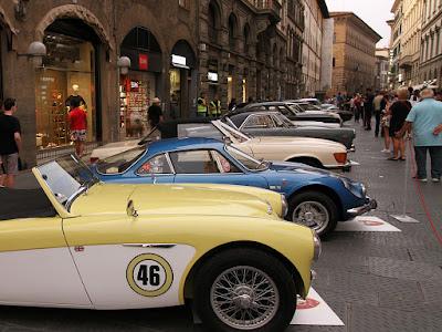 Circolazione libera per i veicoli storici nella ZTL di Firenze