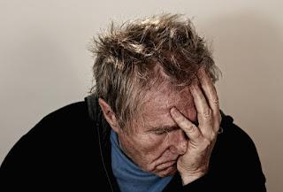 Dampak Berbahaya Yang Ditimbulkan Akibat Kurang Tidur (Depresi)