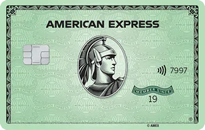Review Amex Green Card [50,000 Membership Rewards Points]