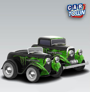 Ford Deuce Highboy 1932 Monster Energy