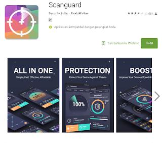 ScanGuard Antivirus untuk android
