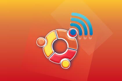 cara membuat hotspot wifi di linux ubuntu dan lubuntu