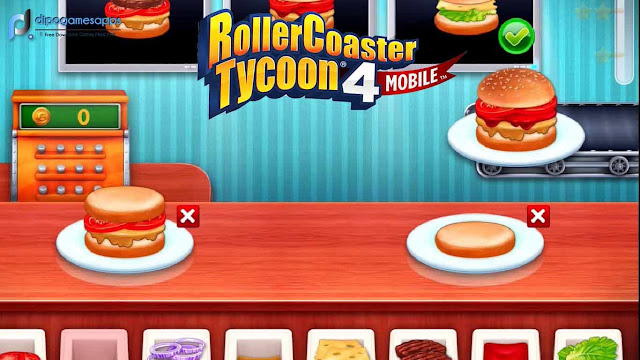 RollerCoaster Tycoon 4 MOD APK + OBB v1.13.2 free Download
