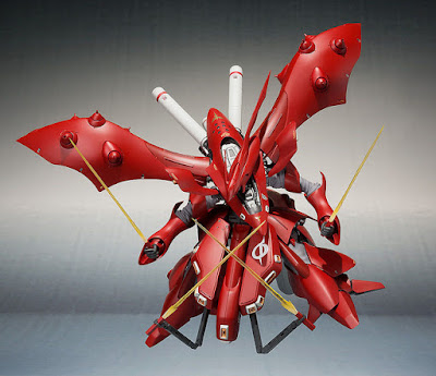 Robot Spirits Nightingale (repainted official) de Mobile Suit Gundam - Tamashii Nations