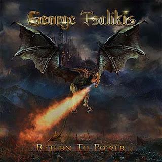 """Ο δίσκος του George Tsalikis """"Return To Power"""""""