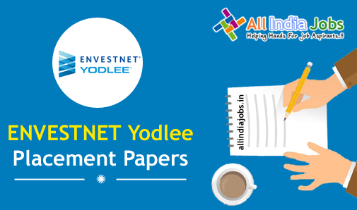 Envestnet Yodlee Placement Papers PDF Download 2017-2018