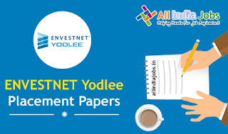 Envestnet Yodlee Placement Papers