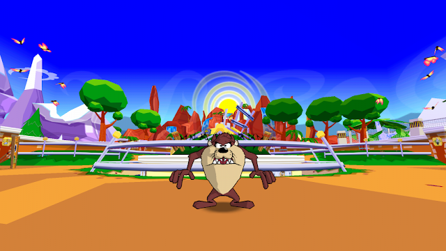Taz Wanted PC Game Free Download Screenshot 2