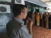 Dirut PD Pasar Makassar Raya Tekankan Kedisiplinan pada Karyawan