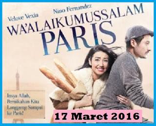 Film Waalaikumussalam Paris