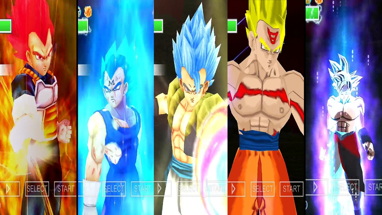 Dragon Ball Super Characters