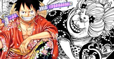 Pembahasan dan Spoiler Manga One Piece Chapter 994