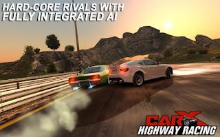 Highway Racer : No Limit v1.23 Apk + Mod + Data android