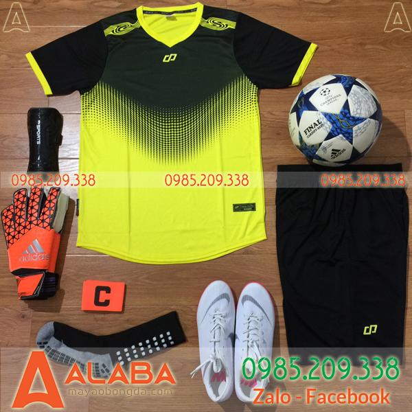 Áo bóng đá không logo giá rẻ