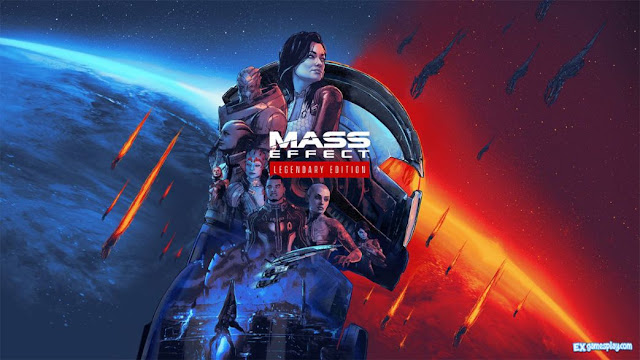 Mass Effect Legendary Edition Review - New Different Tensions