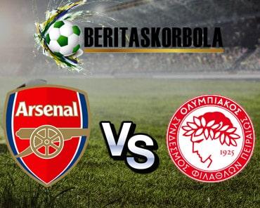 Prediksi Arsenal Vs Olympiakos Jumat 28 Februari 2020