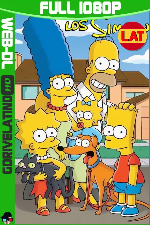 Los Simpson Temporada 01 al 19 DSNP WEB-DL 1080p Latino-Ingles MKV