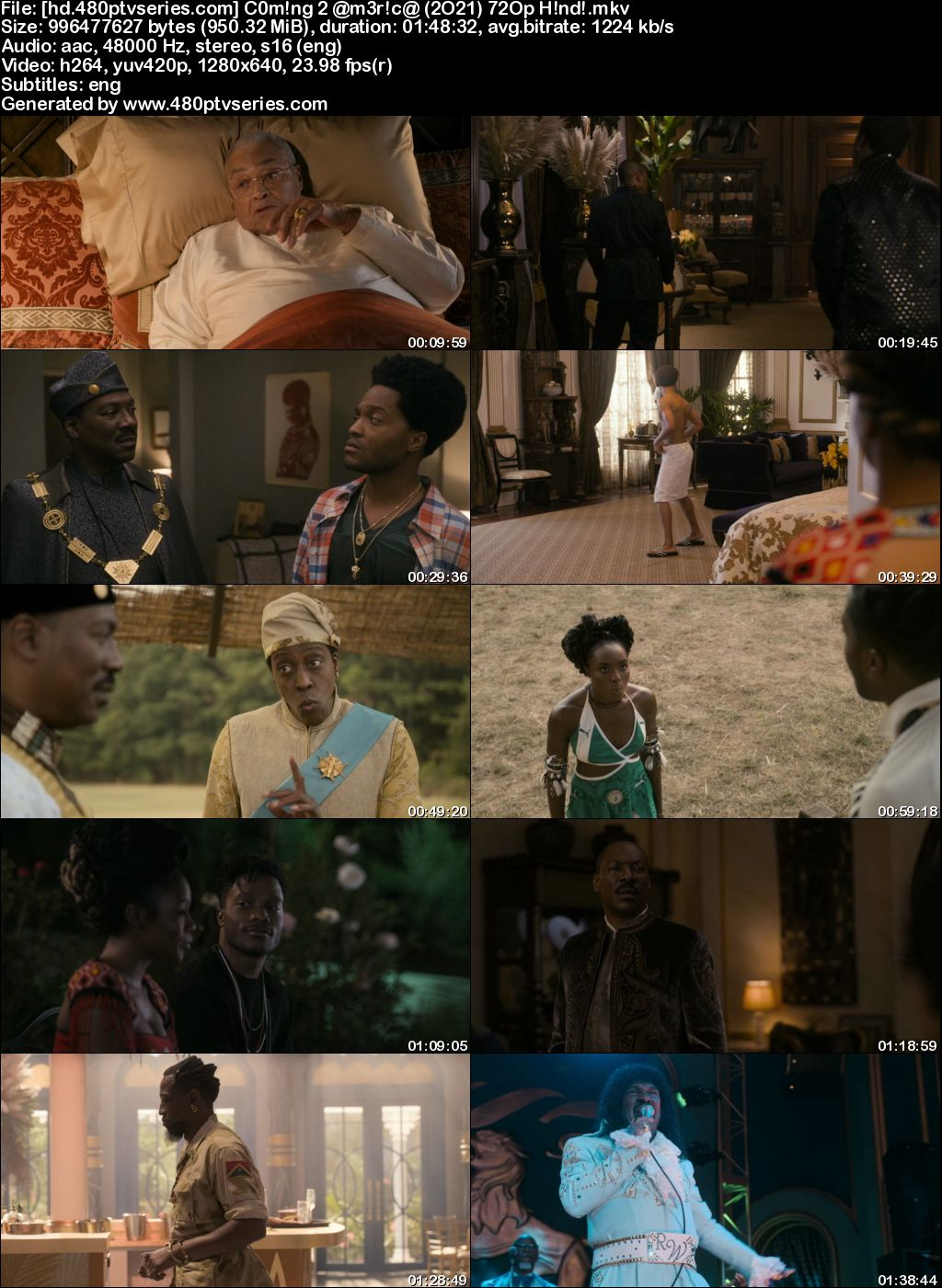 Download Coming 2 America (2021) 950MB Full English Movie Download 720p Web-DL Free Watch Online Full Movie Download Worldfree4u 9xmovies