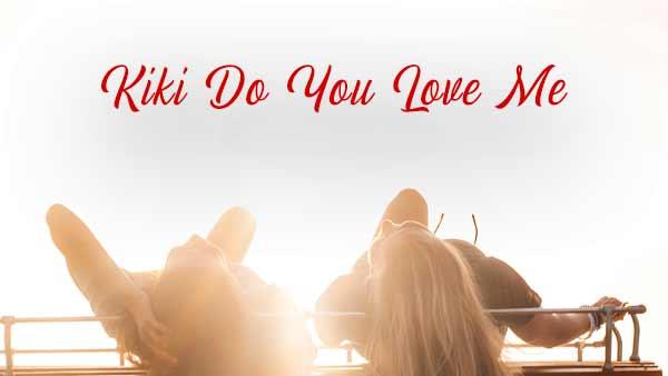 drake kiki do you love me song