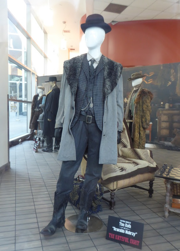 Tim Roth Hateful Eight Oswaldo Mowbry costume