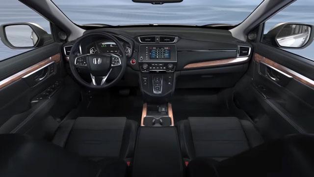 هوندا CR-V سنة 2020