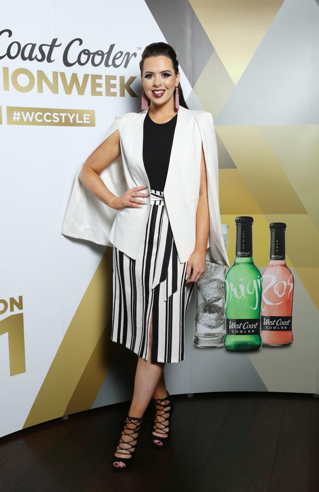 Nor Lisa Fashion Designer Style Spotting West Coast Cooler Belfast Fashion Week