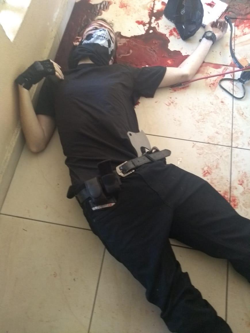 IMG 20190313 WA0137 - Veja fotos do massacre em Suzano