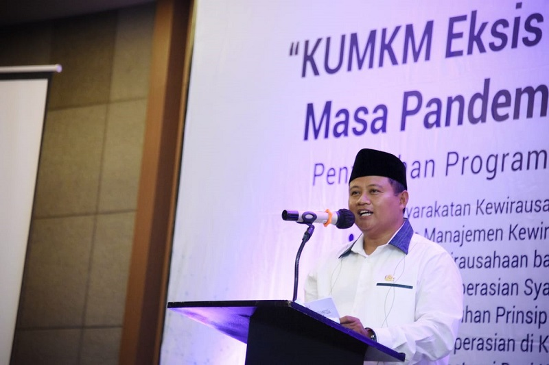 Wagub Jabar Dukung Pelatihan Manajerial Koperasi dan UMKM Pesantren