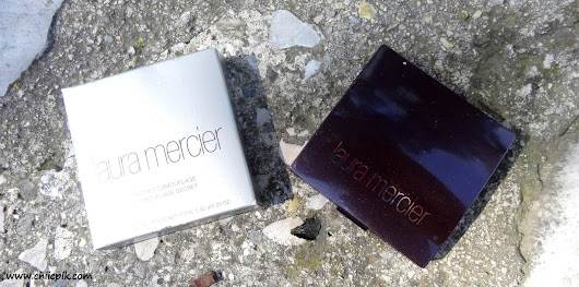 My review: Laura Mercier Secret Camouflage concealer or how to cover dark spots...