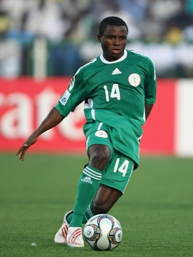 "PHOTOS:""Reasons for my absence in field "" – 2009 U17 World Cup golden ball winner, Sani Emmanuel"
