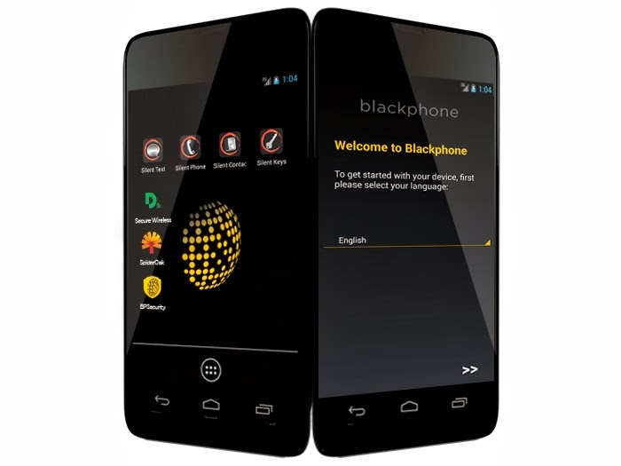 Silent Circle's Blackphone - Privacy and Security Focused Smartphone for $629