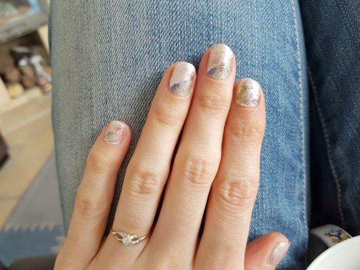 vernis adhésif incoco my nail patch